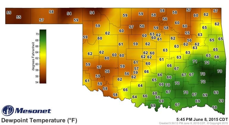 Dick Faurot's Weather Blog: Hot And Dry Until The Weekend