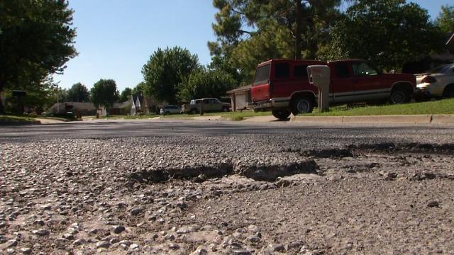 Protocol, Not Money, Stalling Tulsa Road Improvements