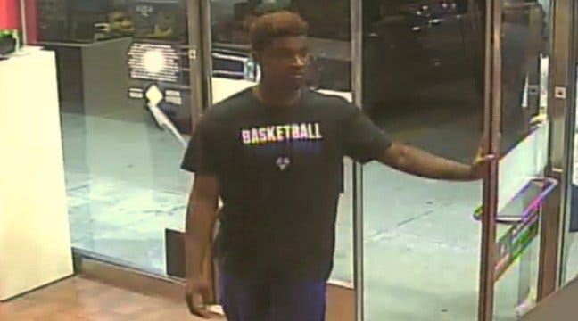 Tulsa Police Look For Man In Brookside Robbery, Beating