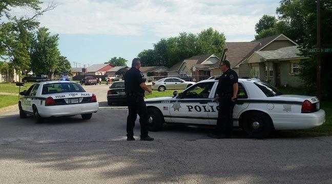 Tulsa Woman Comes Home, Surprises Burglar