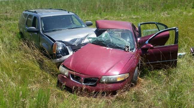 Two Drivers Injured In Crash Near Inola
