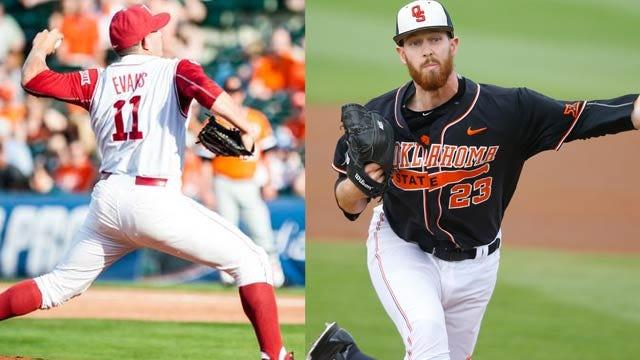 2015 MLB Draft Features Tulsa Area Natives