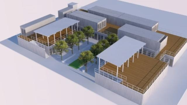 Developer Using Shipping Containers To Create Tulsa's Next Hot Spot