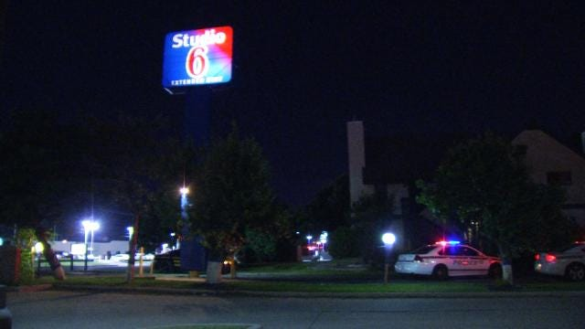 Police Release Name Of Man Fatally Shot At Tulsa Motel
