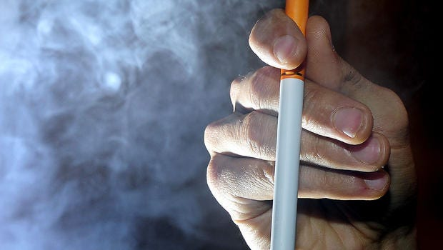 Tahlequah Teens Hospitalized After Smoking E-Cigarette, Police Say