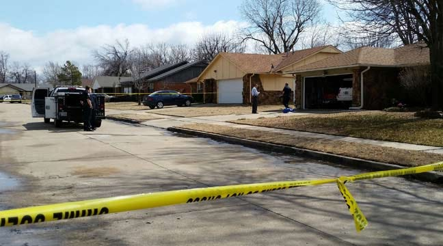 Broken Arrow Couple Shot In Their Garage; Police Make Arrest