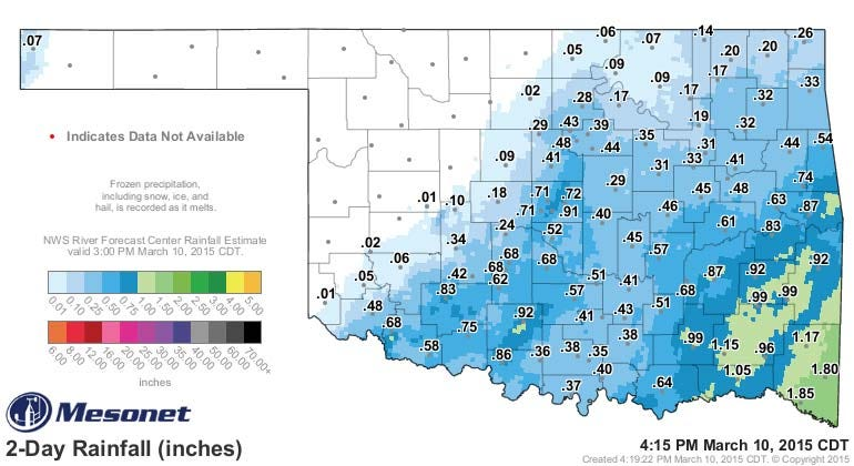 Dick Faurot's Weather Blog: Tracking Our Next Chance For Showers