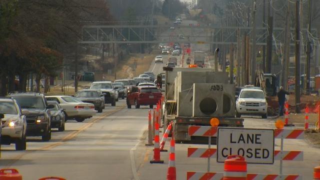 Tulsa Drivers Should Prepare For Busy Construction Season