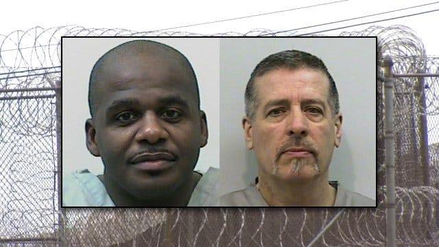 Both Oklahoma Prison Escapees Recaptured In Kansas