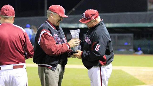 Owasso Baseball Coaches Turner And Holleman Reach 1,000th Win Mark