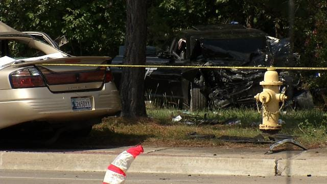 Man Charged In Crash That Killed 82-Year-Old Woman