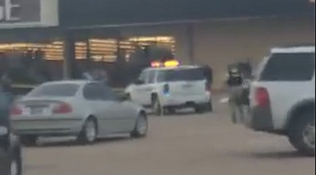 Police: Wanted Man Shoots Self In Parking Lot Of Bartlesville Shopping Center