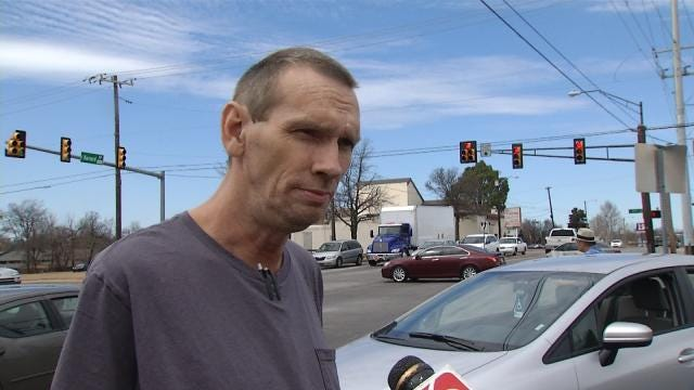 Tulsa Man Searching For Witness To Alleged Road Rage Incident