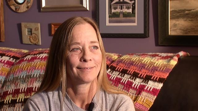 Tulsa Woman, Saved From Burning Car, Hopes To Thank Mystery Rescuer