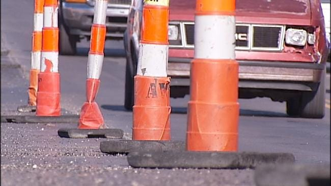 Tulsa's South Yale Avenue Rehab Project Begins