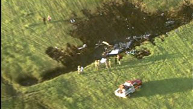 Eufaula Helicopter Crash Is Fourth For EagleMed In State Since 2010