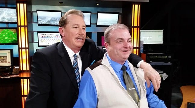 News On 6 Bids Farewell To Longtime Weather Team Member