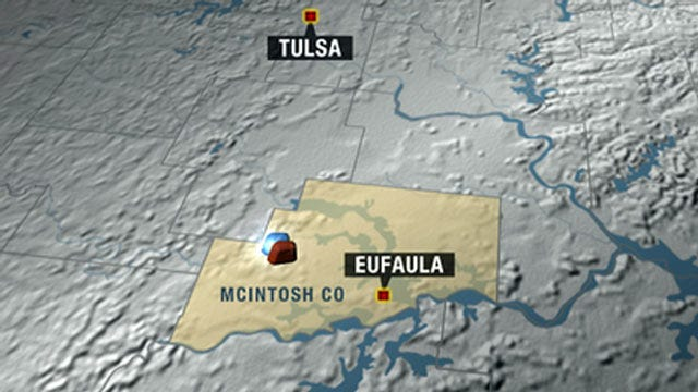One Dead, Two Injured In EagleMed Helicopter Crash Near Lake Eufaula