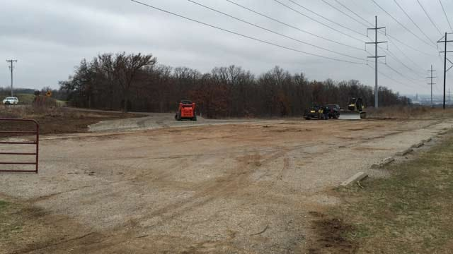 Tulsa River Parks To Reopen Old Turkey Mountain Parking Lot