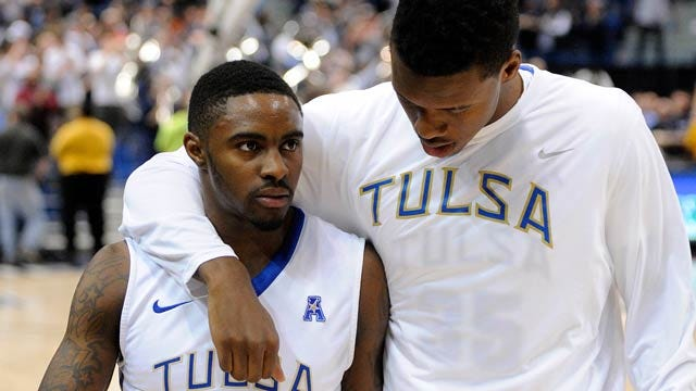 Tulsa Falls 47-42 To UConn In AAC Semifinals