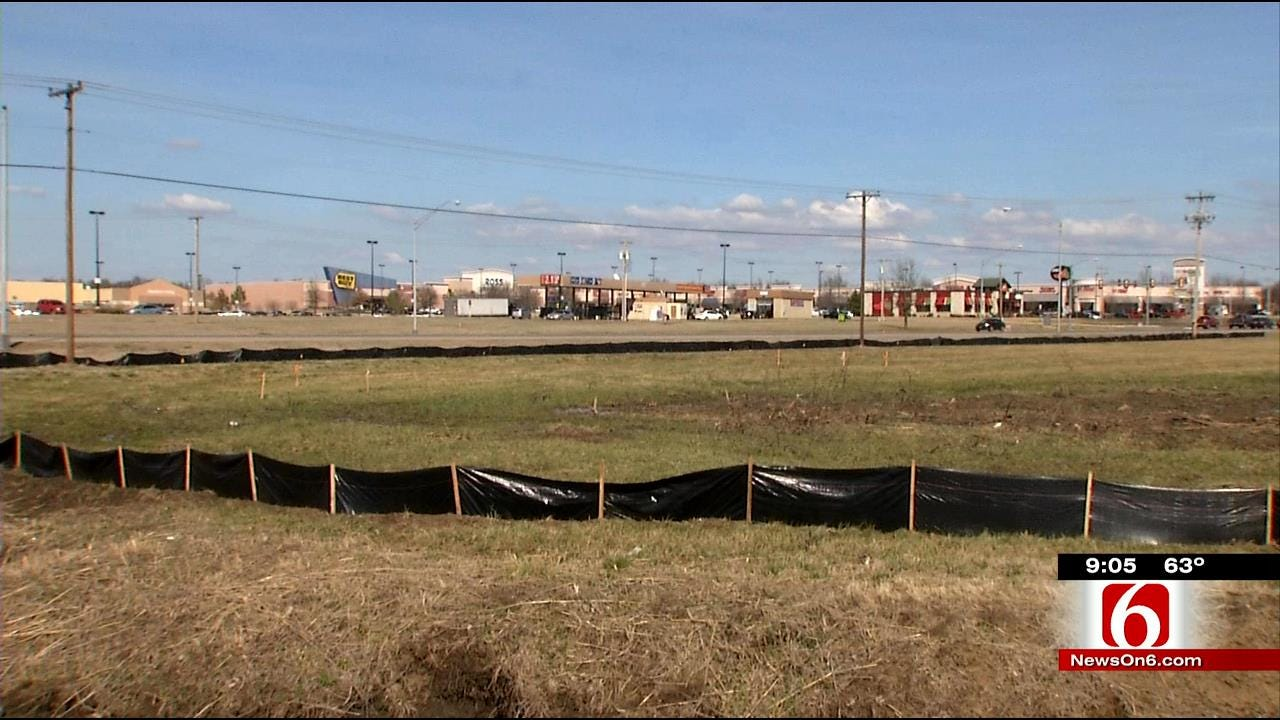 Residents Hope New Muskogee Shopping Center Will Boost Economy