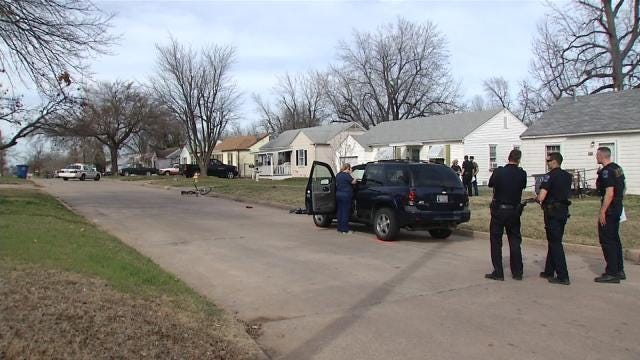 11-Year-Old On Bike Struck By Tulsa Driver