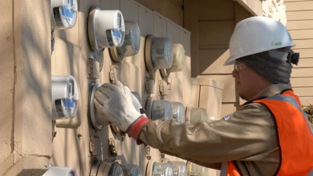 Opting Out Of Tulsa's New Smart Meters May Not Be Smart Money Choice