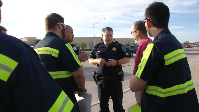 Tow Truck Drivers Remind Tulsans To Move Over Or Slow Down