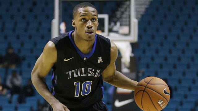 Tulsa To Host William & Mary In NIT