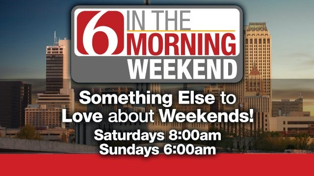 Watch 6 In The Morning On Saturdays And Sundays