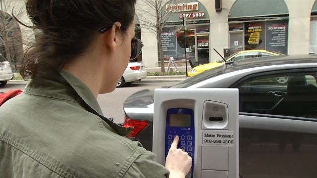 Lack Of Downtown Parking Creates Financial Headache For Residents
