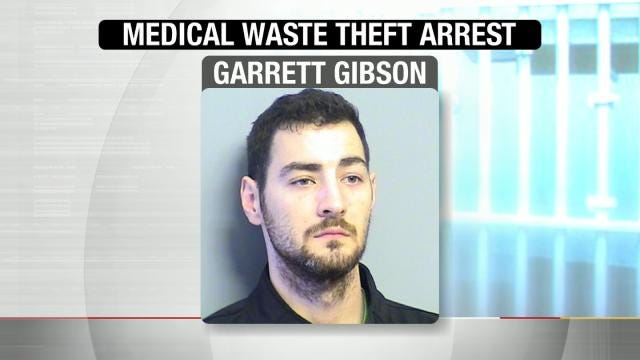 Man Arrested For Medical Waste Theft Person Of Interest In Arkansas River Dumping