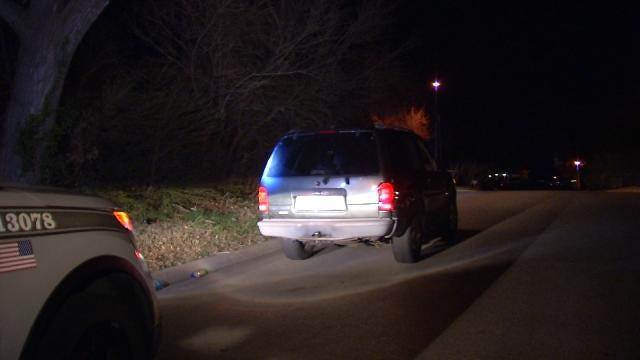 Police Arrest Tulsa Driver For DUI