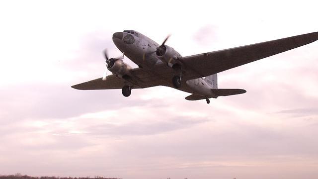 Restored World War II Era Plane Returns To Oklahoma Sky