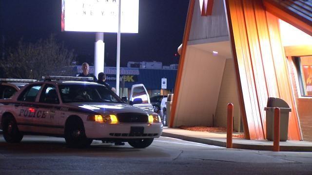 Tulsa Cab Driver Not Hurt When Man Carjacks Van