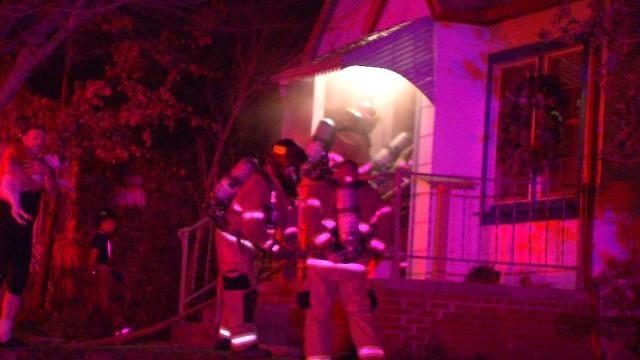 Tulsa Man Escapes Bedroom Fire