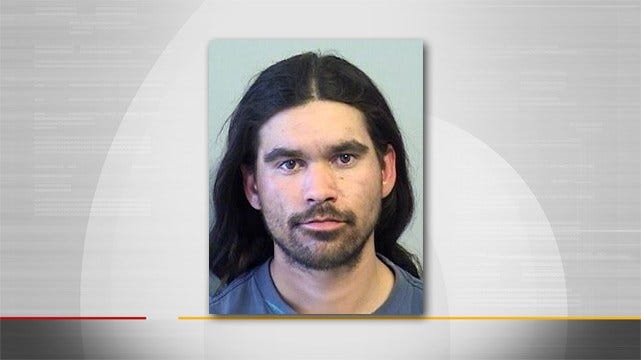 Man Charged With Murder In Creek County Case