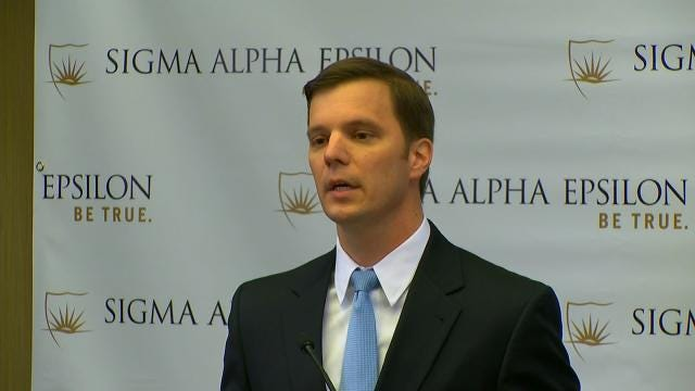 SAE Fraternity Vows To Promote Diversity After OU Chapter's Racist Chant Video