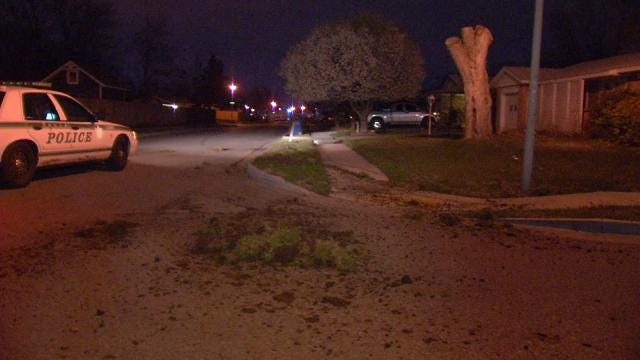 Tulsa Police: K-9 Officer Helps Catch Teenage Driver Who Ran From Officers