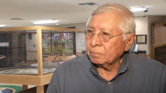 Creek Tribal Council Votes 'No Confidence' For Chief