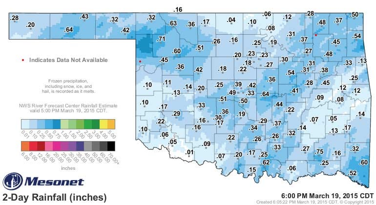 Dick Faurot's Weather Blog: Rain Tonight, Some Sunshine For Weekend