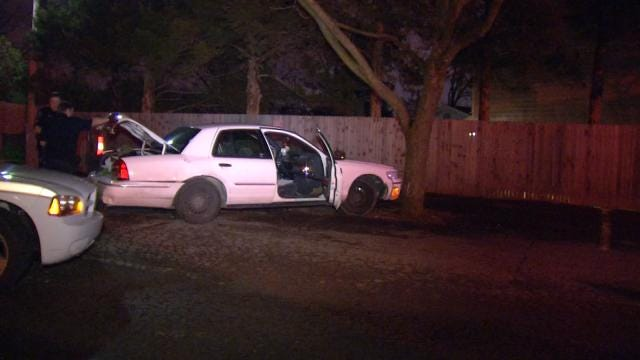 Tulsa Police: Driver Bails From Moving Car At End Of Chase