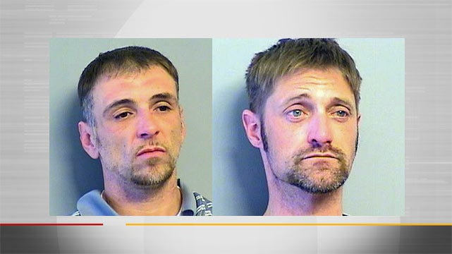 Police: Alert Tulsa Neighbor Leads To Burglary Arrests