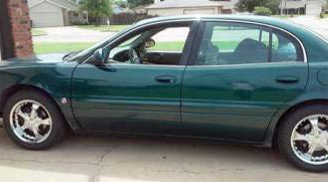 Police Look For Buick LeSabre Tied To Murder Of Tulsa Man