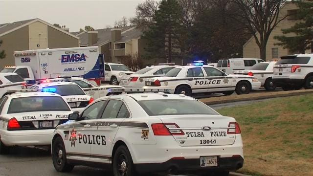 Dad Arrested For Murder; 5-Year-Old Son Found Dead After Standoff