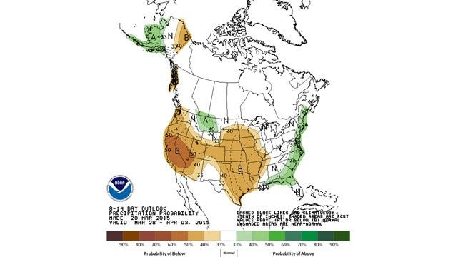 Dick Faurot's Weather Blog: Pattern Change Likely