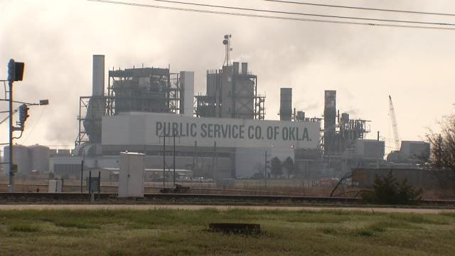 PSO's Oologah Plant Adjusts To New EPA Standards