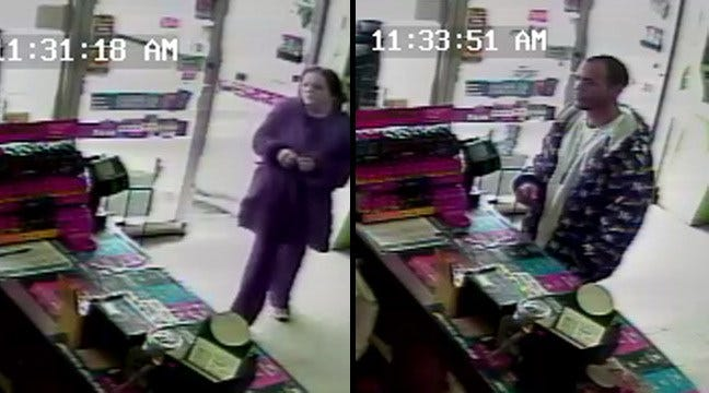 Sand Springs Police Issue Photos Of Credit Card Theft Suspects