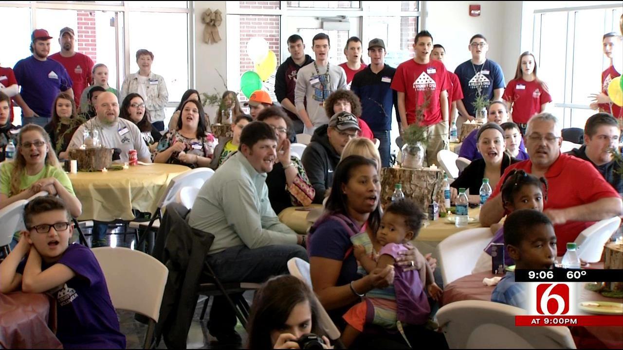 Soldier's Child Foundation Helps Celebrate Birthdays Of Children Left Behind