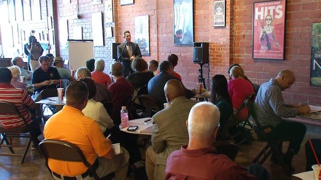 Community Begins New Blueprint For North Tulsa, Kendall-Whittier